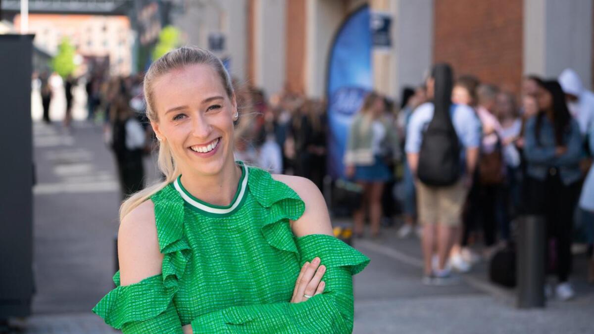 Katarina Flatland er programleder i Idol.