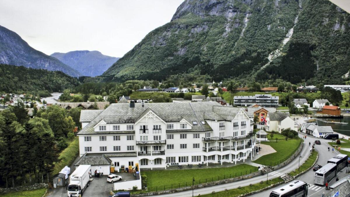 Eidfjord kommune, september.