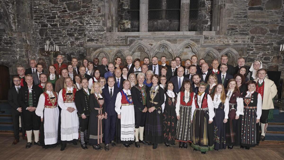 Det nye Vestland fylkesting er samansett av 65 representantar.