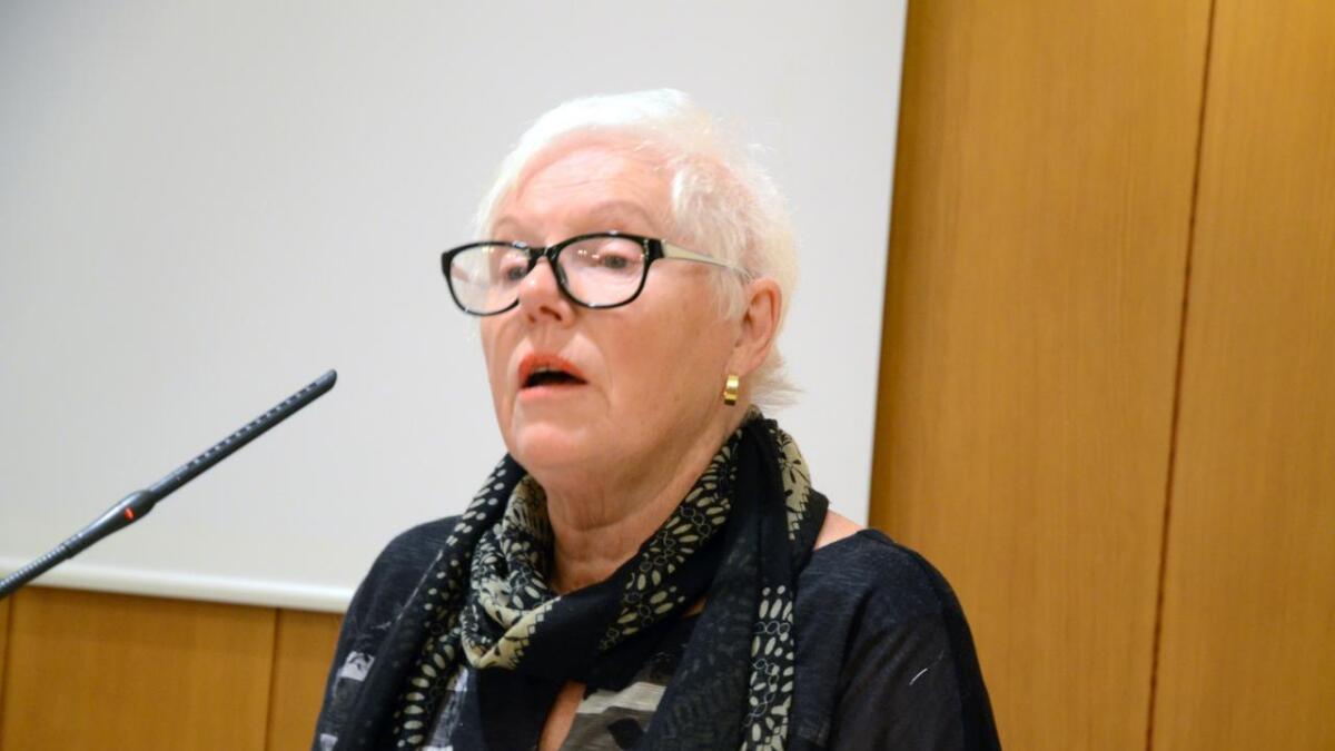 «SV, som har gått imot samanslåinga av Hordaland og Sogn og Fjordane, ser ut til å få rett», skriv Kjellbjørg Lunde (SV).