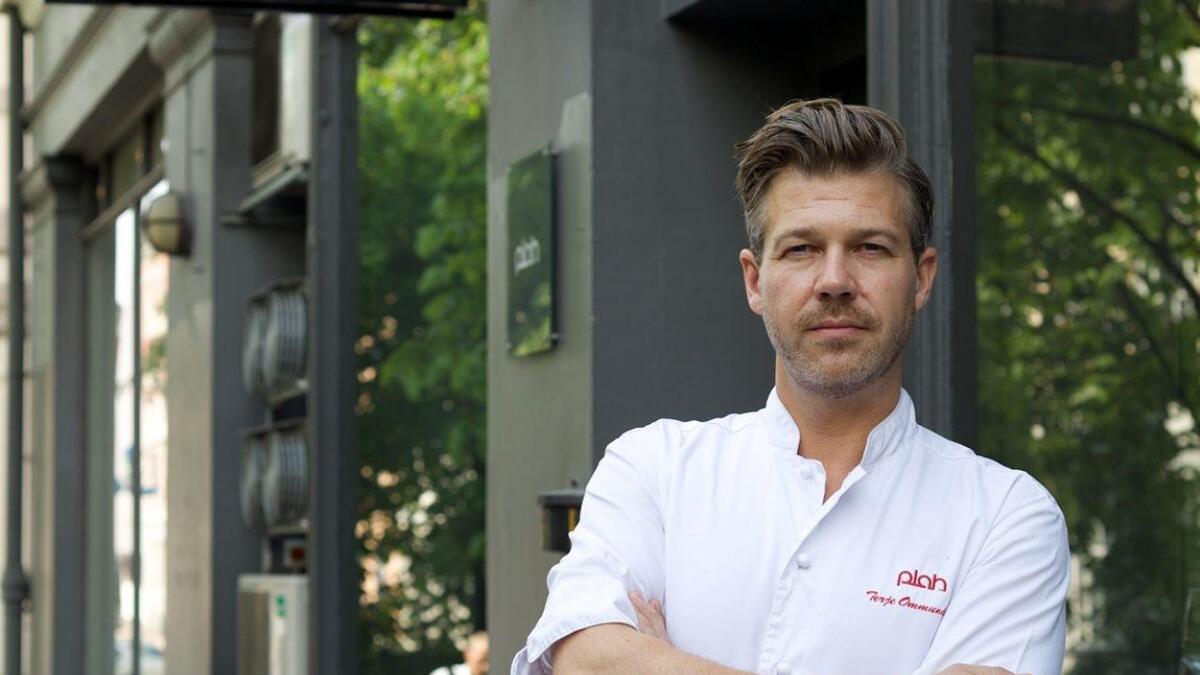 Den anerkjente kokken Terje Ommundsen kommer tilbake til Hotel Norge i forbindelse med Kulturnatta. Arkivfoto