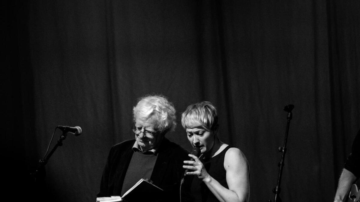 Jan Erik Vold passa perfekt til Live Maria Roggen, Knut Reiersrud og Come Shine sine elegante tolkingar.