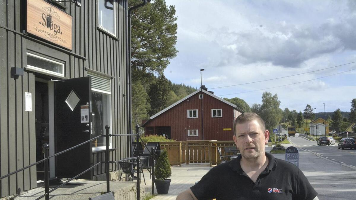 Pål Øyvind Pedersen skipar til minifestival på Høydalsmo.