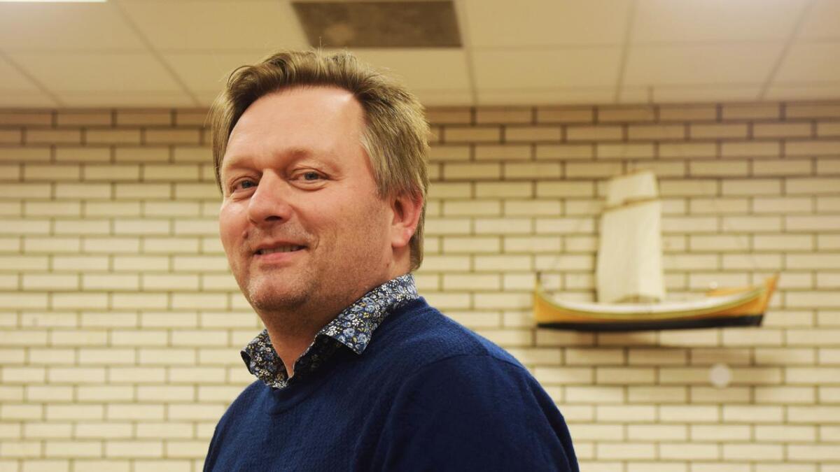 – Det er kjempeviktig med ei øyeblikkelig omstilling, mener Kjell-Are Johansen i Andøy Arbeiderparti.