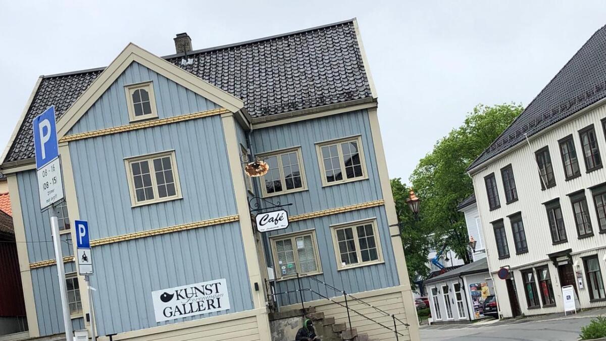 Selskapet som driver Lindvdske Hus unngikk onsdag konkurs.