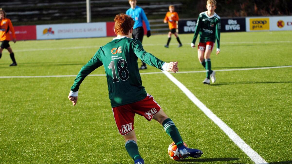 Morild tok imot Ballstad på Myre lørdag.