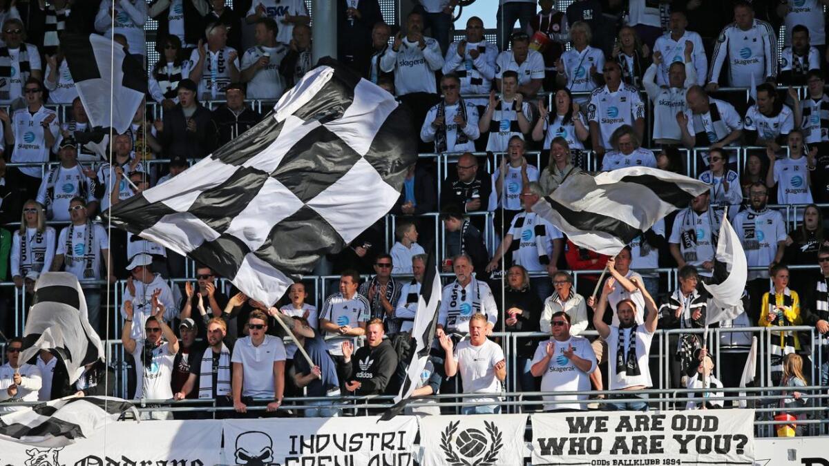 Oddrane supporterklubb ønske rå fylle tribunen mot Brann.
