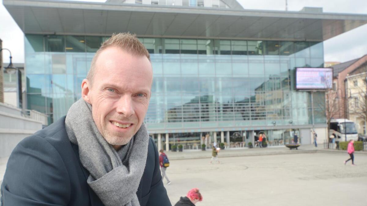 Pål Koren Pedersen (V) får ikke plass i det nye bystyret i Arendal.