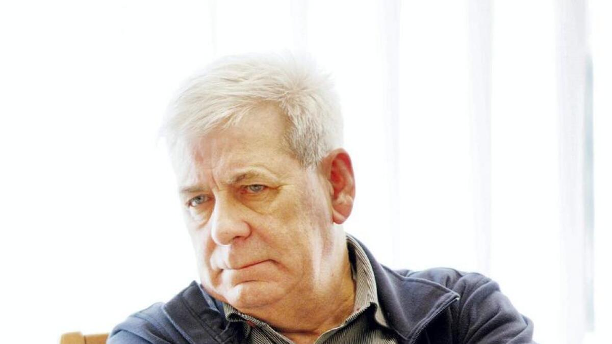 Arbeidarpartiet og Kjell Nesbø.