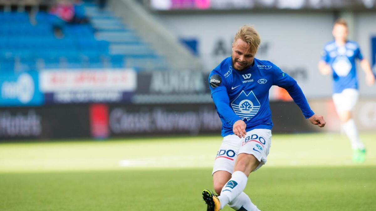 Sander Svendsen blir trolig presentert tirsdag.