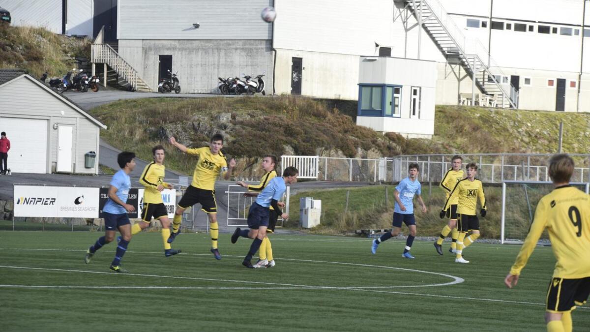 Bremnes kan framleis bli nummer to i 2. divisjon etter kampen mot Sædalen