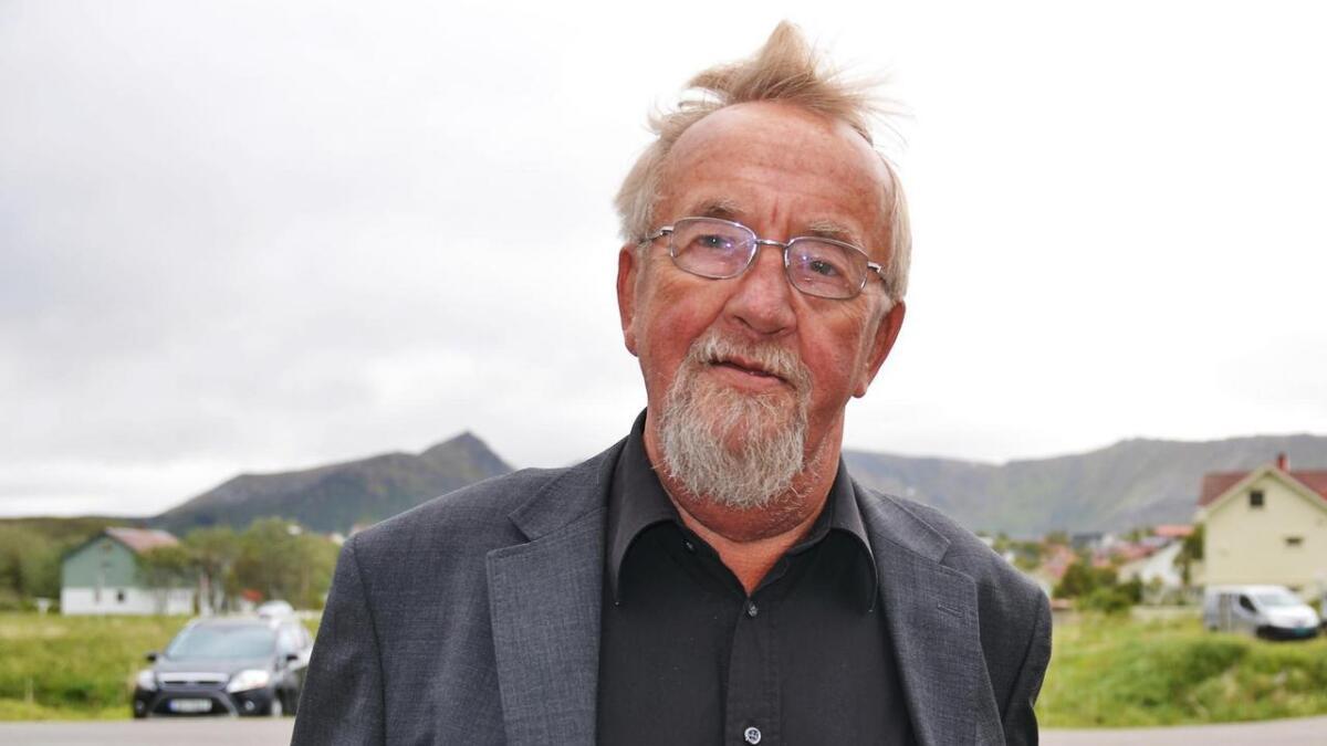 Yngve Hågensen til Andøy