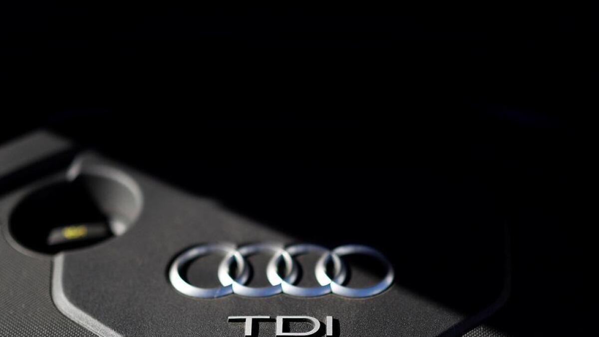Audi betaler en kjempebot etter at de jukset med utslippet på sine dieselmotorer.