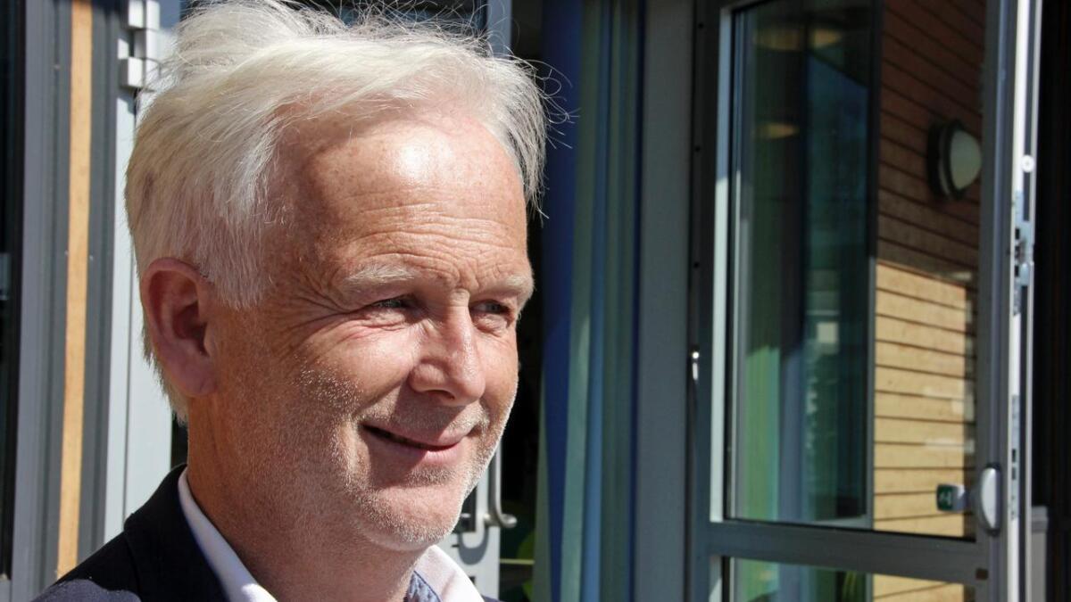 Eyvind Eidhammer vil frå 1. september ta over som oppvekstleiar i Eidfjord kommune.