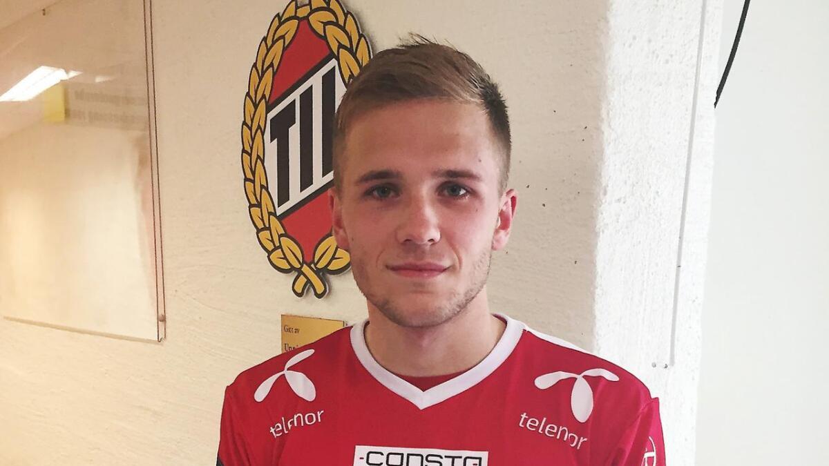Lasse Nilsen sørget for 2-1-seier for TIL mot Rosenborg.
