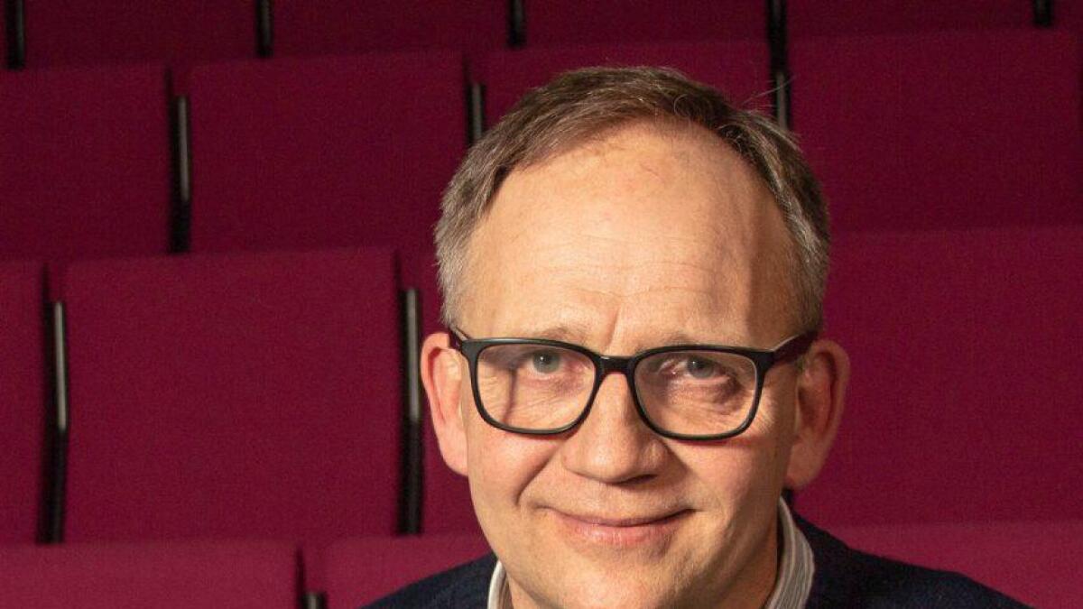 Håkon Lofthus Tolsby (Sp) er halv vatsing, ordførar i Aremark og Viken-politikar.