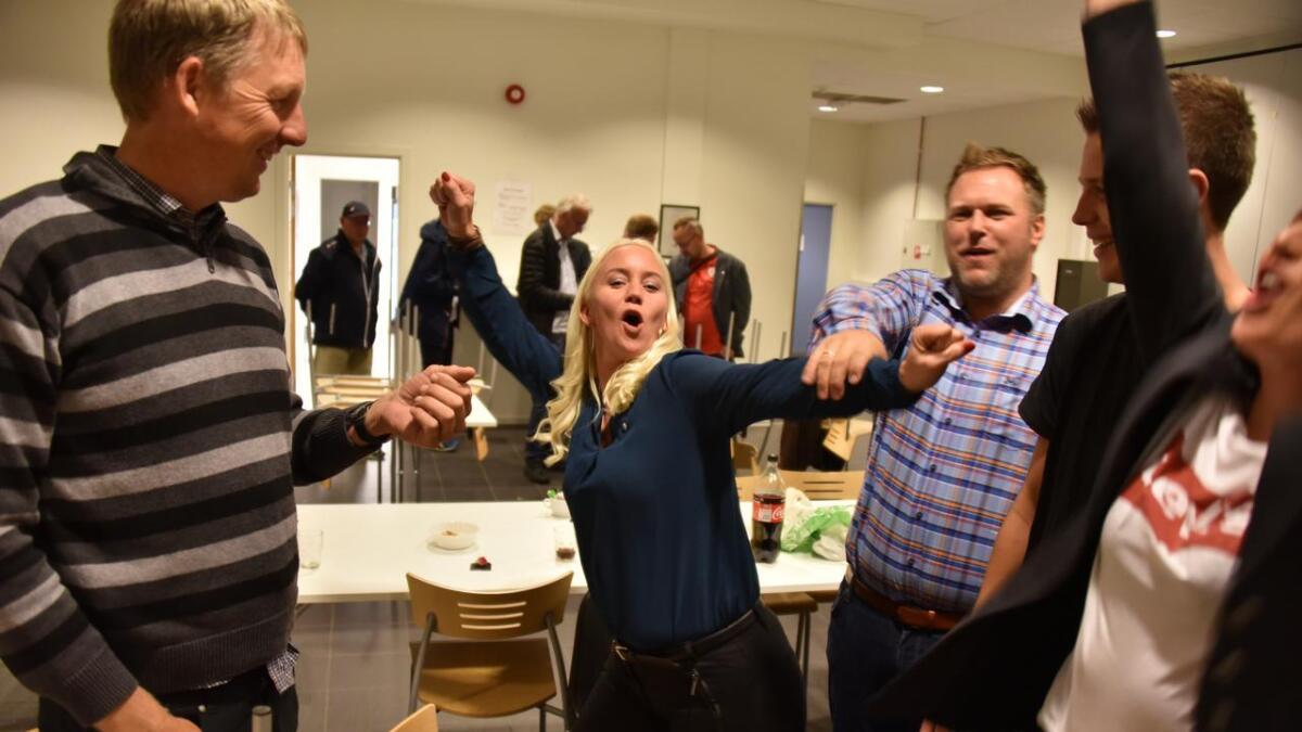 Gyro Heia blir etter alt å dømme ny ordfører i Birkenes.