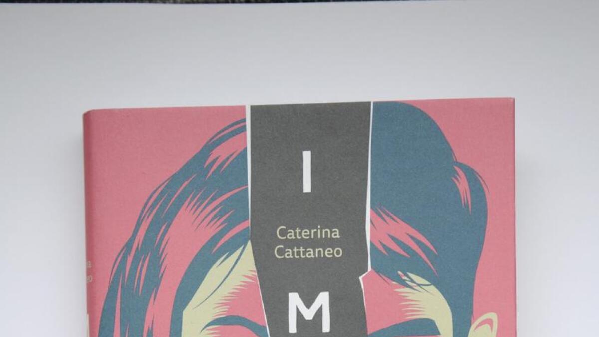 «I morgen» er Caterina Cattaneos sjette bok.