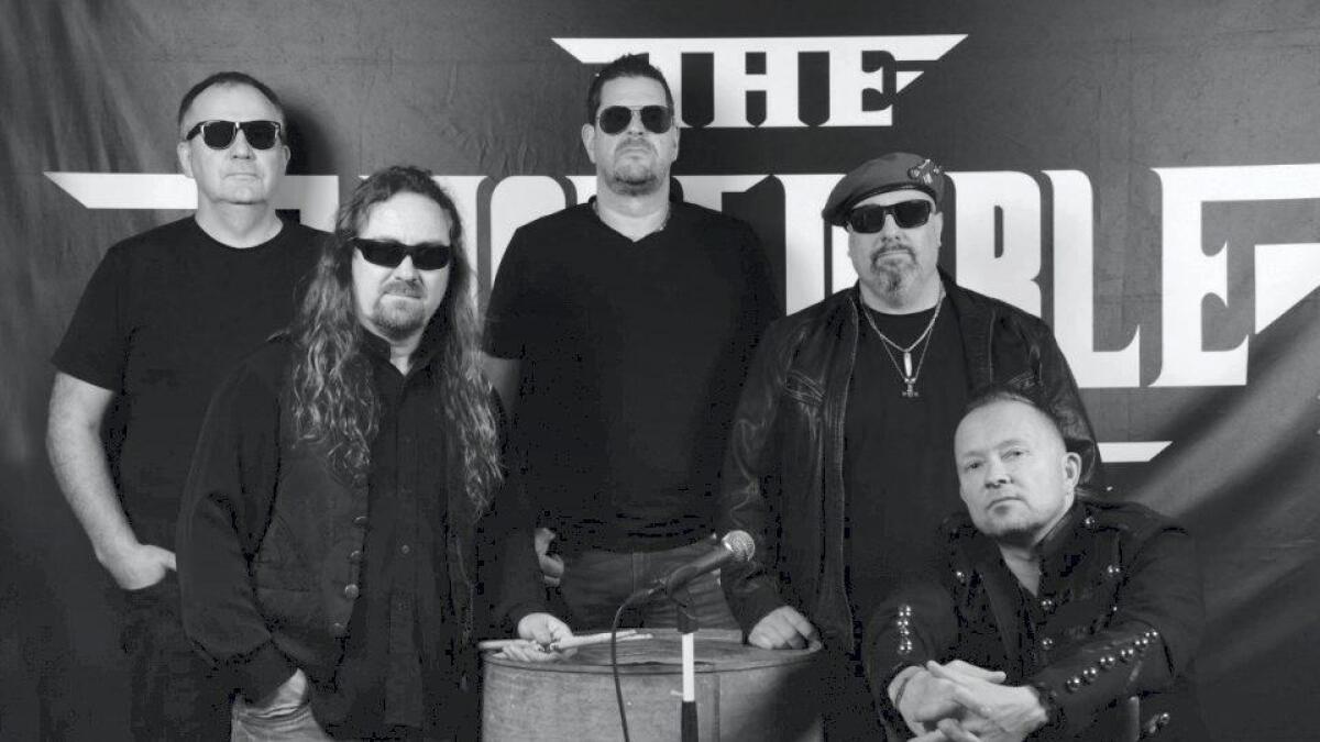 Det lokale bandet The Incredible Leftovers spiller på Pakkhuset lørdag kveld.