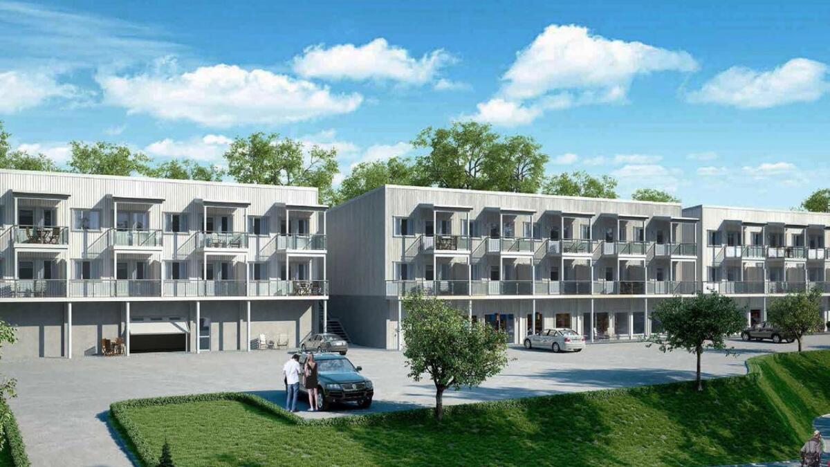Det er nå berammet rettssak mellom Byggmester Kristian Flaa AS og Sør Bolig Prosjekt AS etter at utbyggingen av «Romstølen Park» på Myra i Arendal ikke gikk helt som de skulle.
