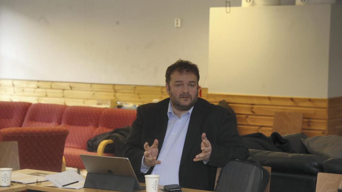 Roald Aga Haug er noverande ordførar i Odda kommune, og vert ordførar i nye Ullensvang kommune, etter at partia KrF, R, V og SV er samde med Ap om at Haug får vervet.