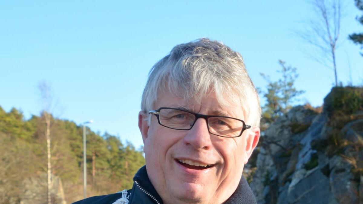 Arne Thommasen topper Høyres liste til det første fylkestingsvalget i den sammenslåtte Agder fylkeskommune.