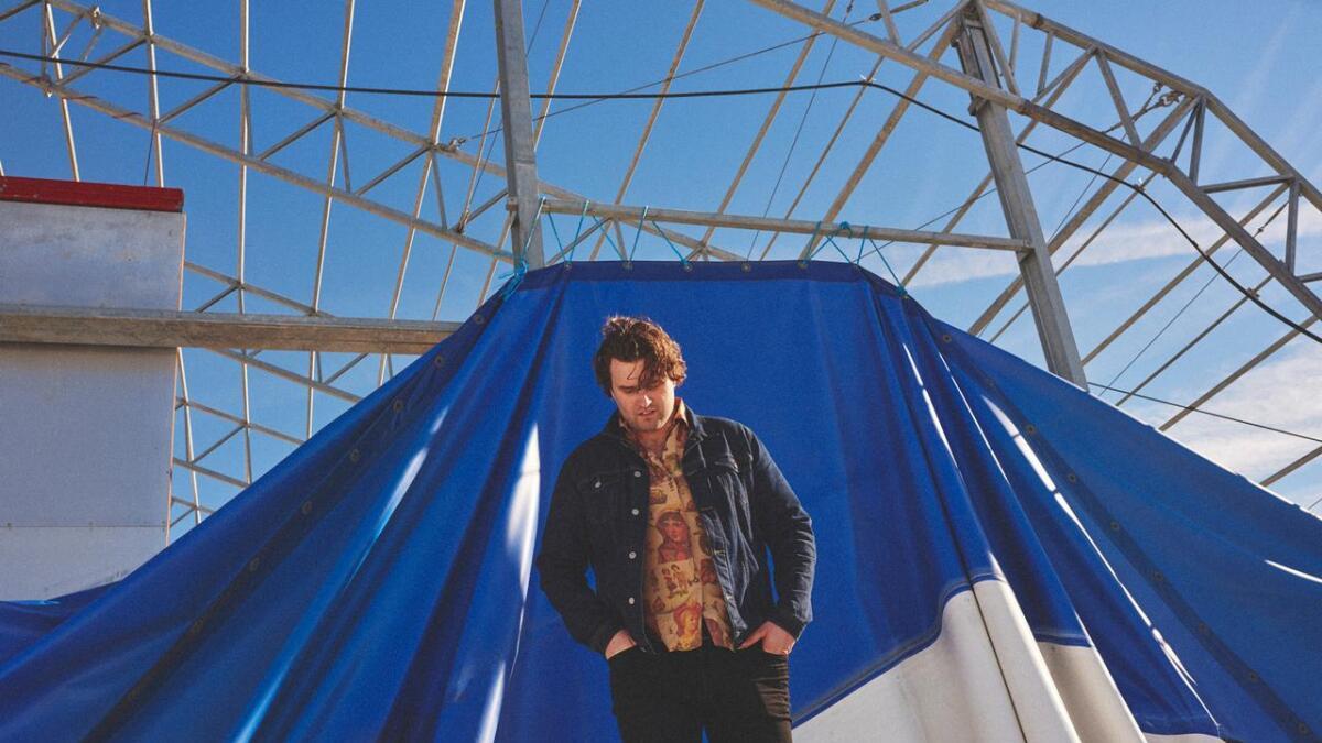 Kenneth Norum gir fredag ut karrierens hittil mest personlige låt.