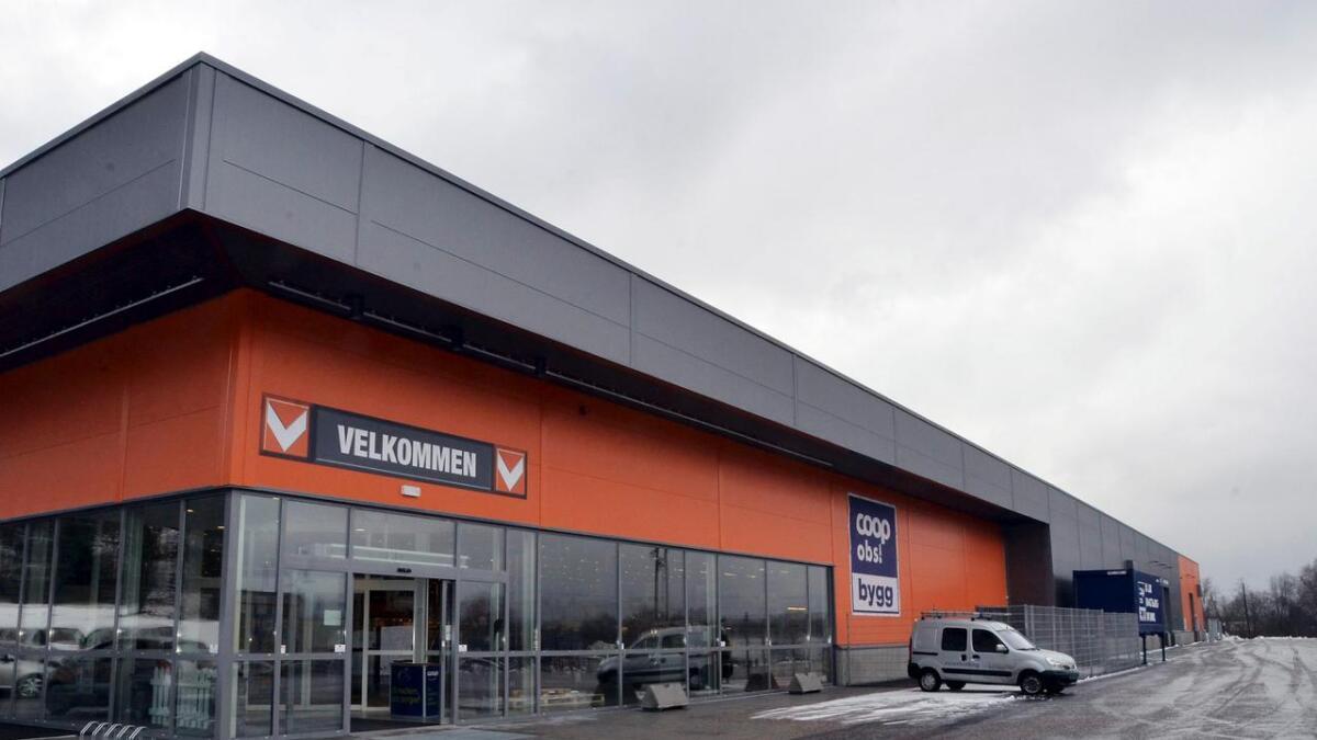 Handelsområdet mellom Skien og Porsgrunn har fått en ny gigant.