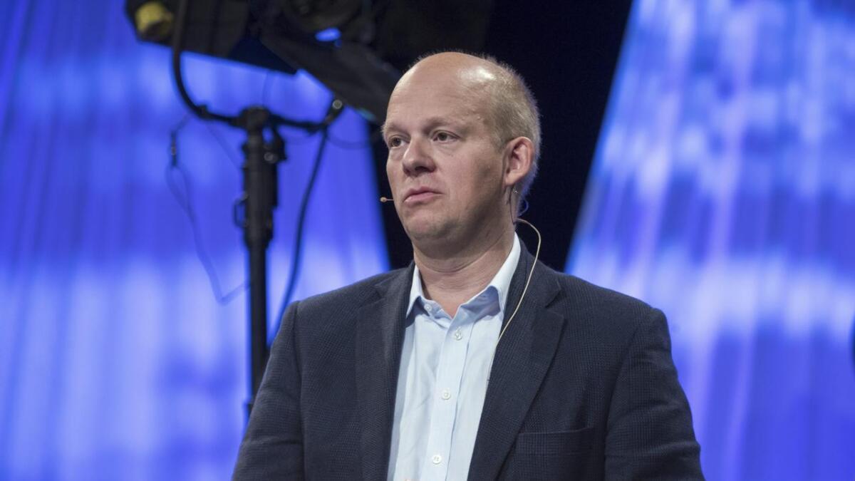 Petter Snare, direktør i KODE Kunstmuseene i Bergen, gleder seg over den store Munch-mønstringen.