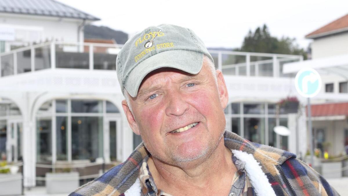 """Harald Lekven meiner han er i sin fulle rett til """"å visa kjærleiken sin til amerikansk kultur""""."""