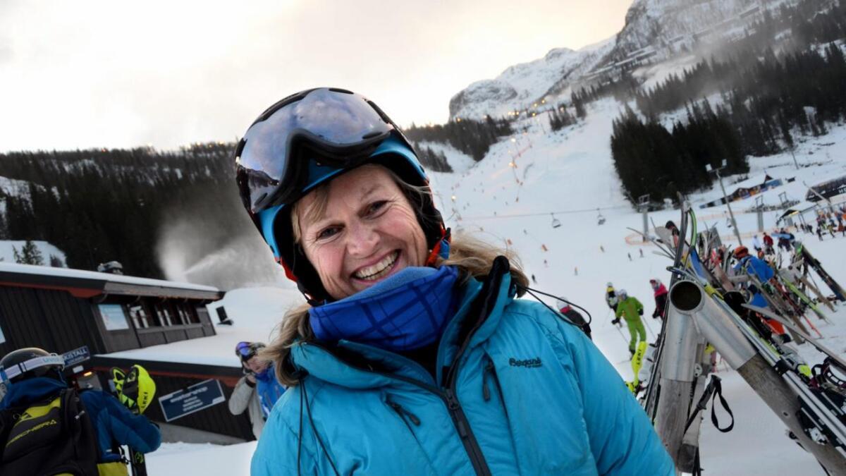 Direktør Kristin Krohn Devold.