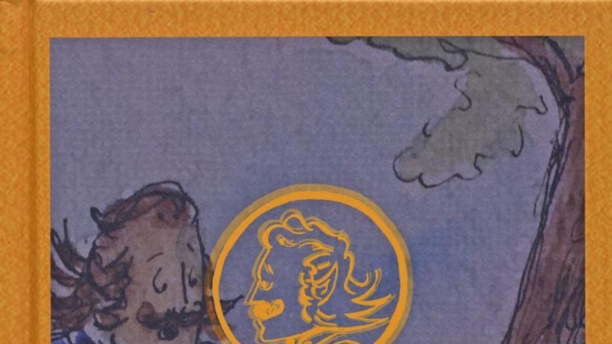 Boka inneheld tre historier og eit vell av akvarellar med tusj og blyant som illustrerer historiene.
