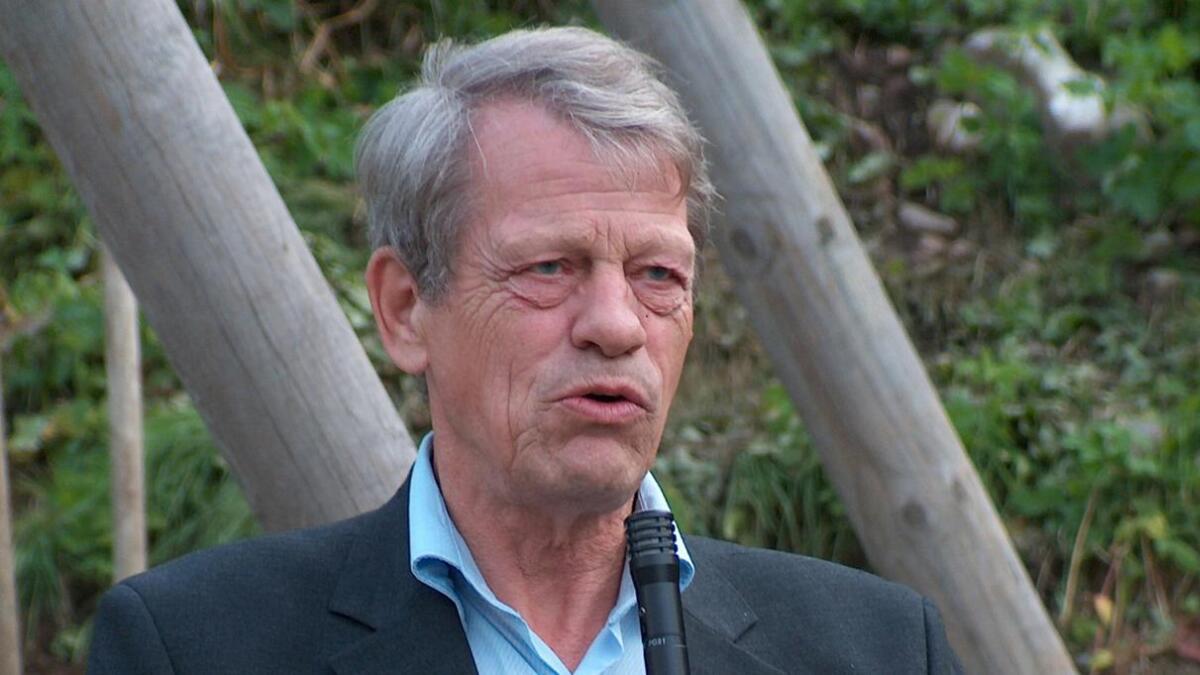 Tidligere fotballpresident Sondre Kåfjord er klar for lederkurs i Vesterålen i november.