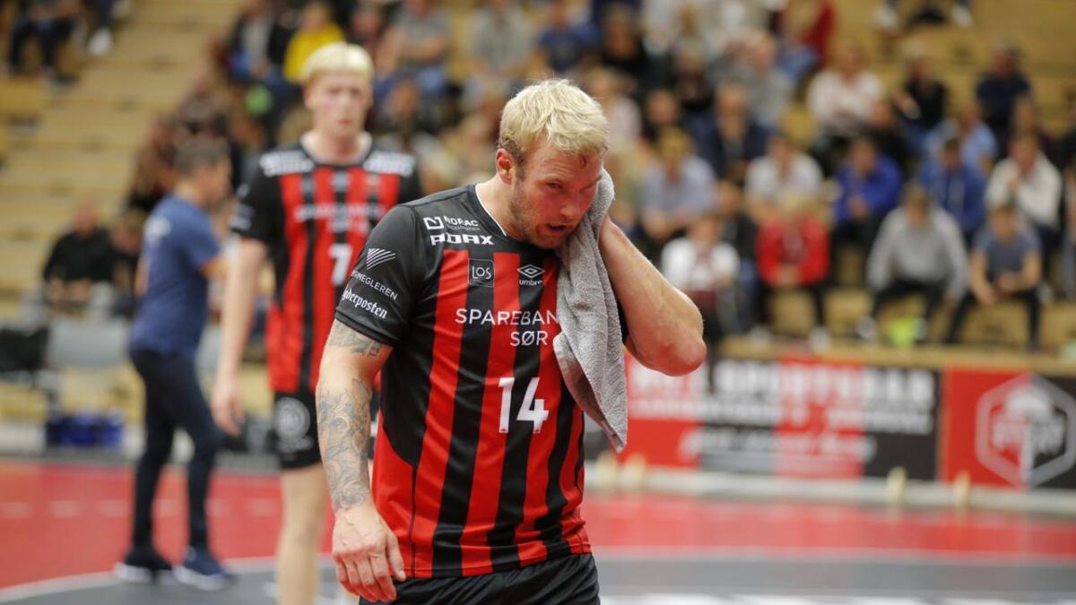 Det ble en blytung start på sesongen for Eirik Heia Pedersen og ØIF Arendal.