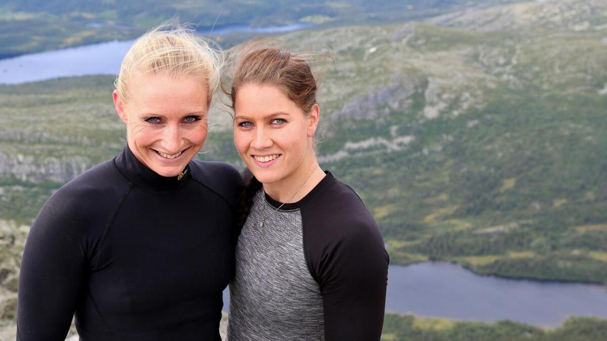 Kathrine Storflor Anniken Lønhøiden.