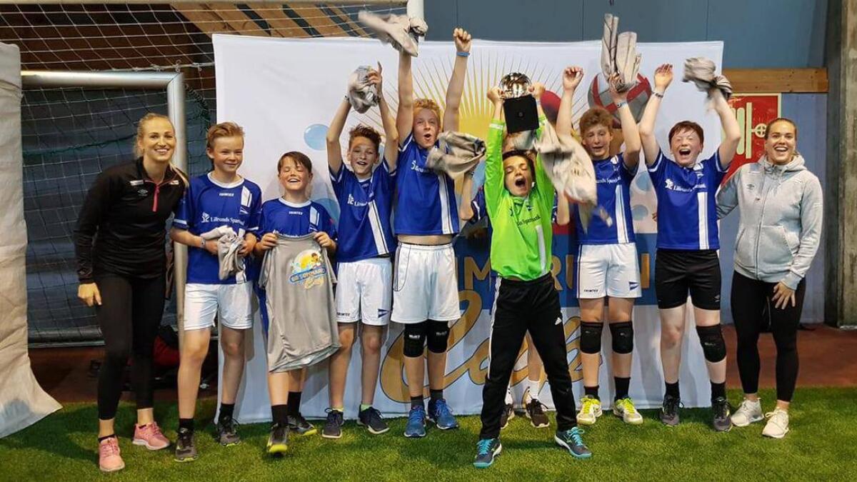 LIL G12/13 vant Bø Sommerland Cup i sin årgang i juni. Nå står laget i fare for å gå i oppløsning.