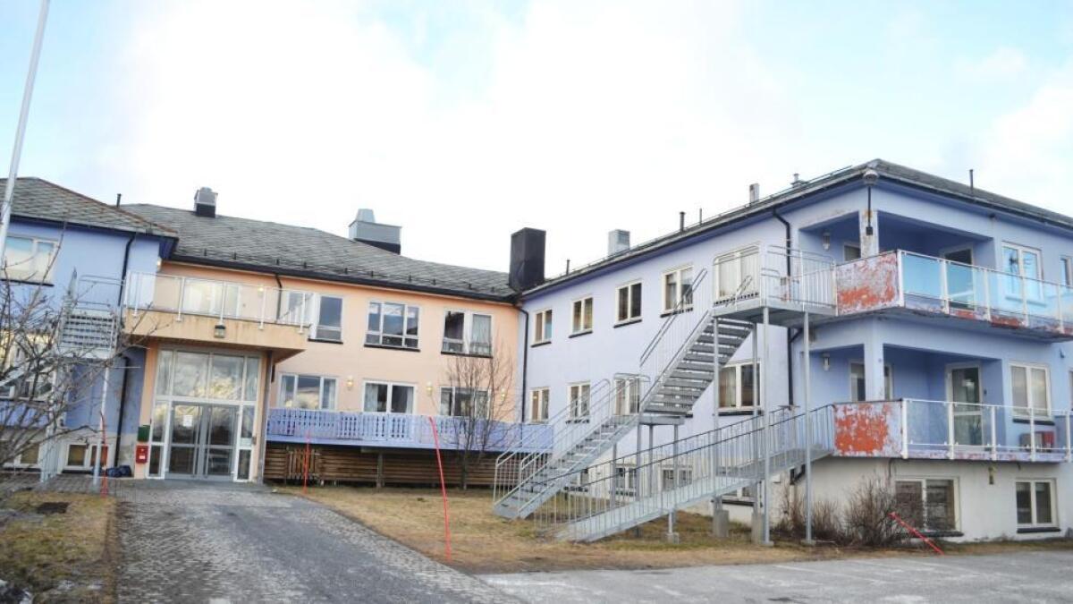 ABBS – sykehjemmet på Åse – er inne i sine siste leveår. (Arkiv