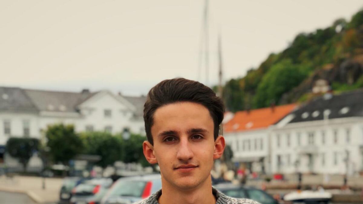 Ole Christian Svennevig er klar for å bli toppleder i IKT-Norge for en dag.