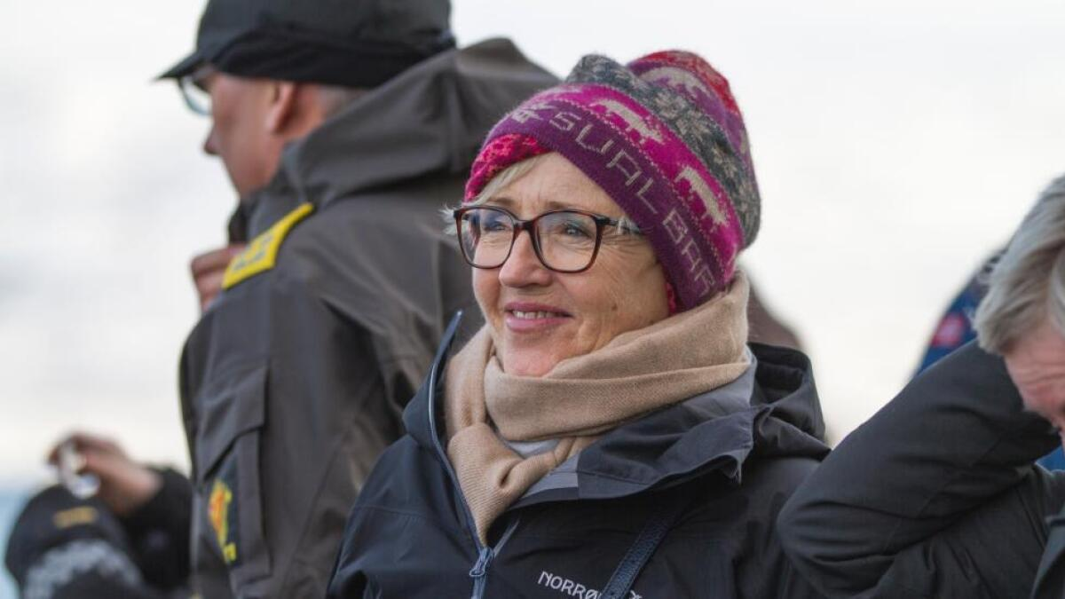 Liv Signe Navarsete, forsvarspolitisk talsperson i Senterpartiet.