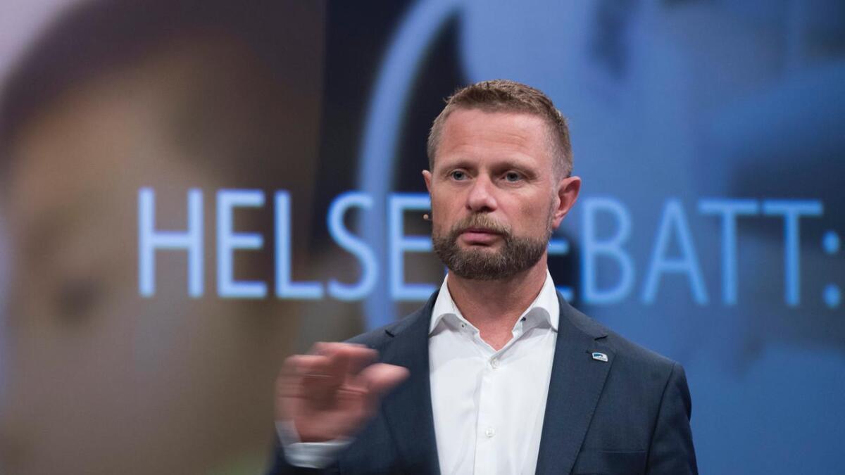 Vi anbefaler Bent Høie om å forberede et godt svar når Tellef Inge Mørland stiller spørsmål om refusjonssystemet i Stortingets spørretime denne uken.