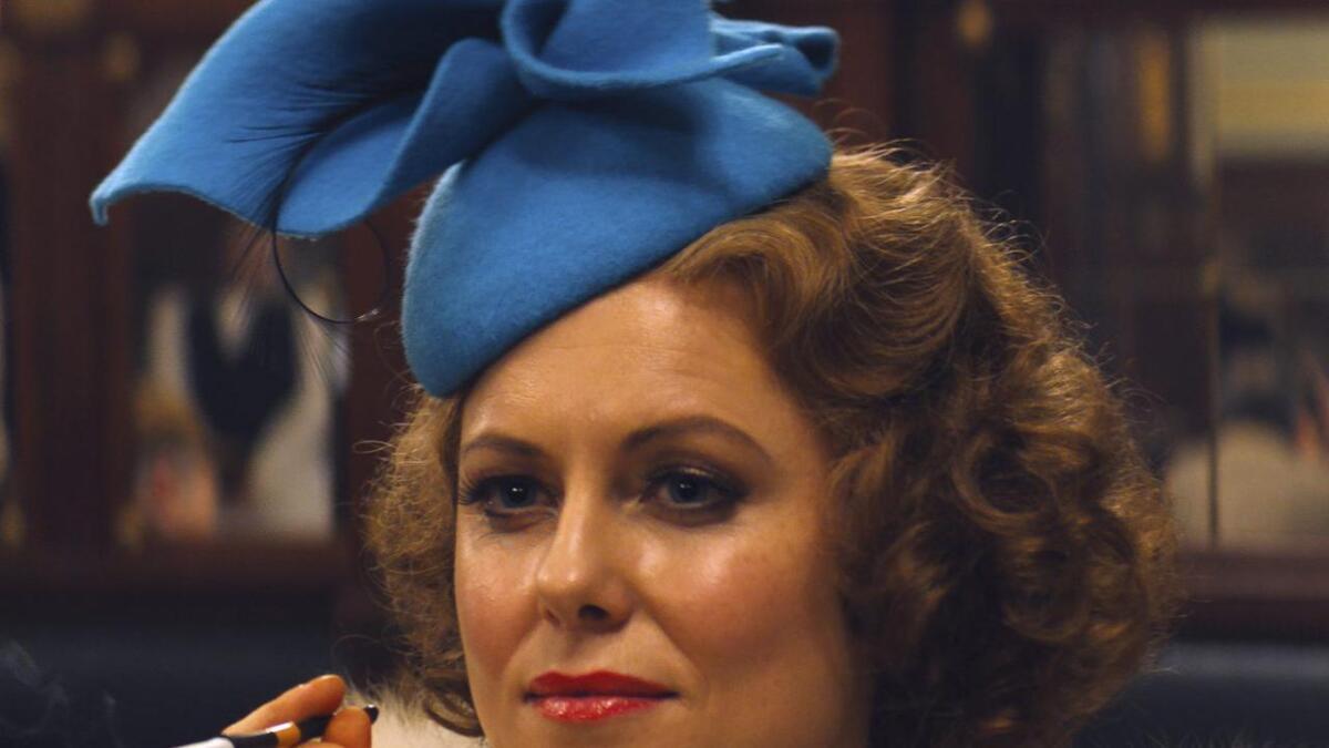 «Spionen» forteller historien om Sonja Wigert.
