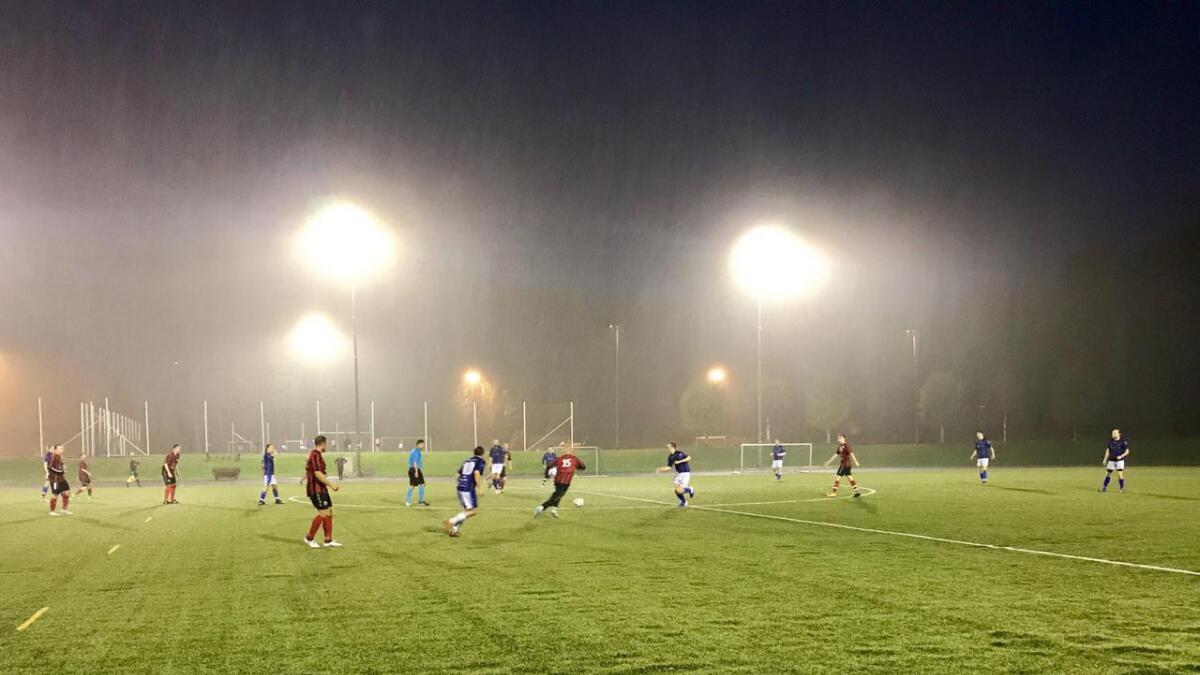 Lillesand vant hele 5–0 mot Øyestad tirsdag kveld. Nicolai Aas, Kjetil Esperaas og Fabian Schanke scoret målene.