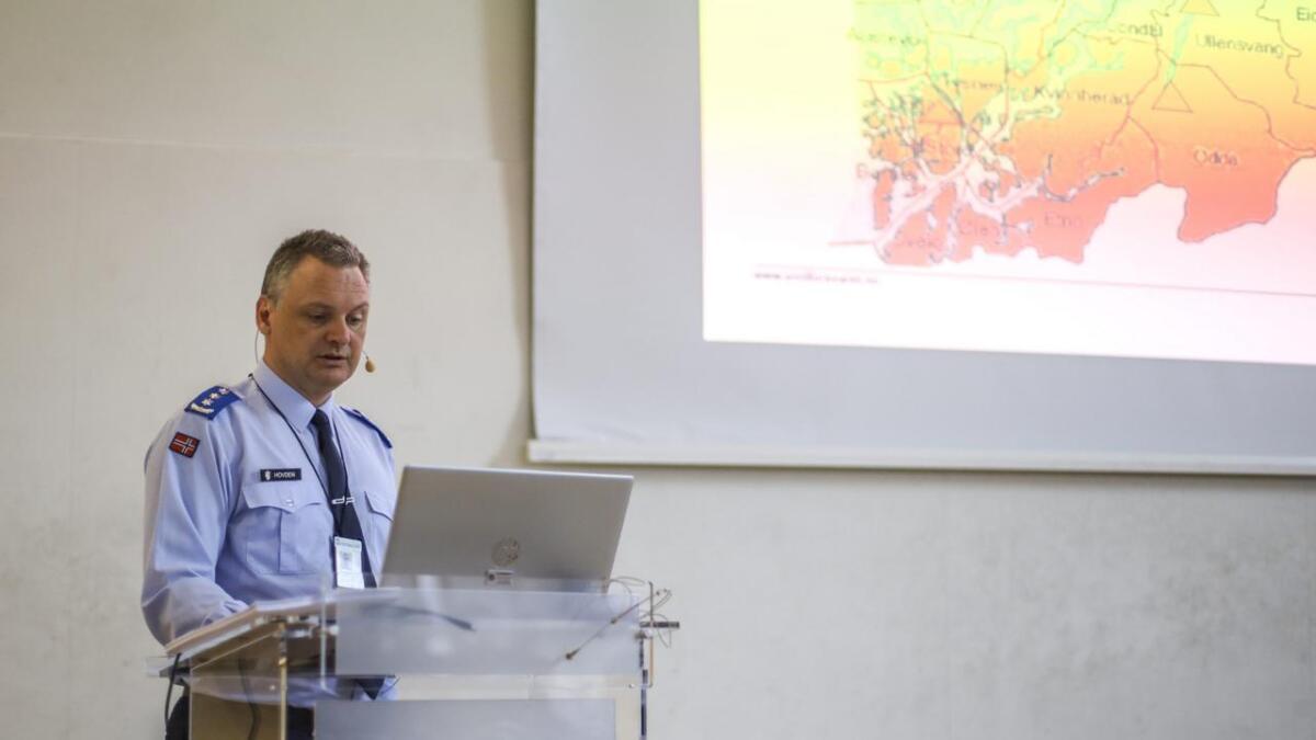 Eivind Hovden vert ny brannsjef i Bjørnafjorden brann og redning. Han kjem frå stillinga som leiar for operasjon i Hordaland Sivilforsvarsdistrikt.