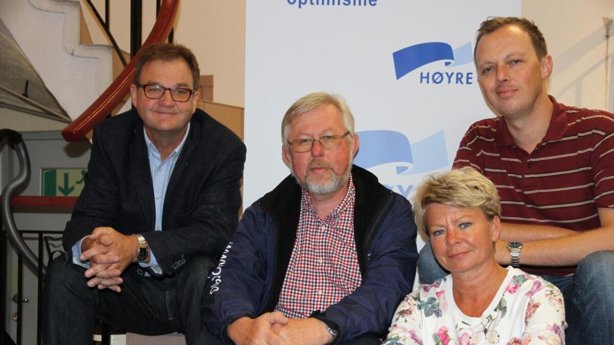 Atle Aastad leder kontrollutvalget i Skien.
