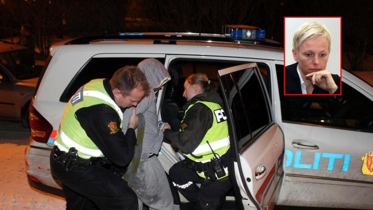 Bråk på byen kan være nok til at Lill Kristin Nilsen, leder av forvaltningsenheten hos politiet i Telemark, kan tilbakekalle førerkortet ditt.