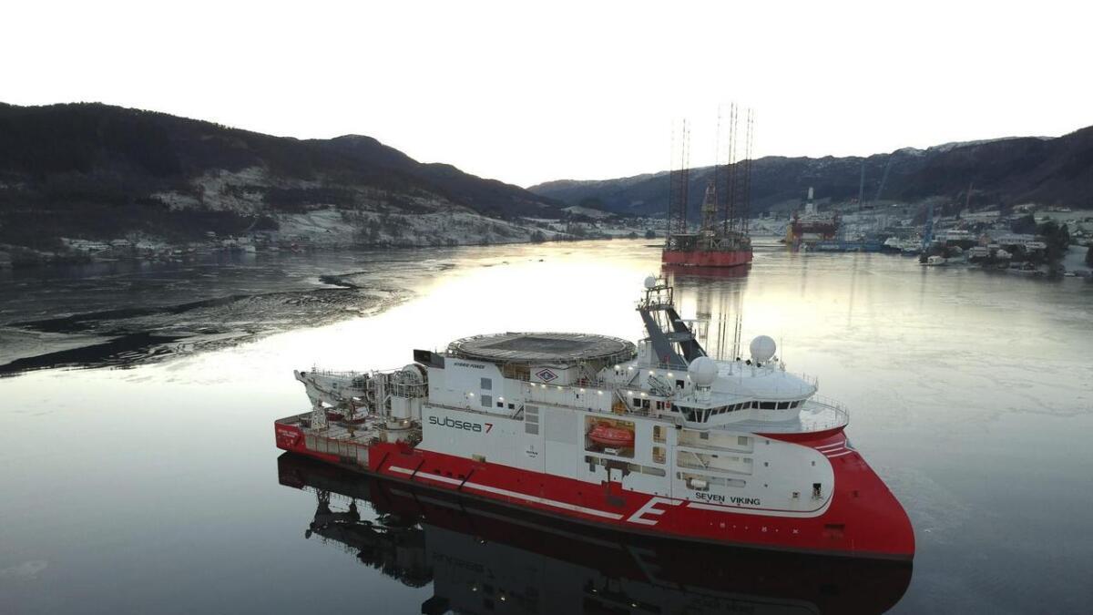 Subseaskipet har X-bow-skrog og vart bygd av Ulstein Verft med ferdigstilling i 2013.