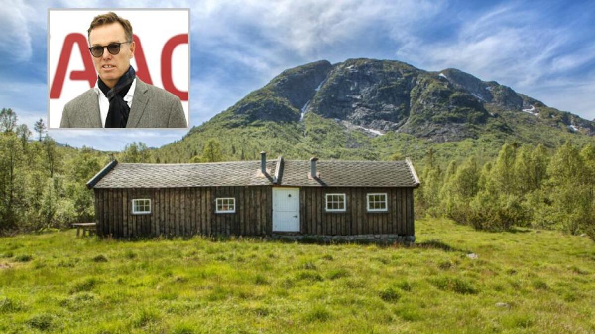 Olav H. Selvaag (bildet) har sammen med broren Gunnar Frederik sikret seg den enorme jakteiendommen i Dalen for 11 millioner kroner.