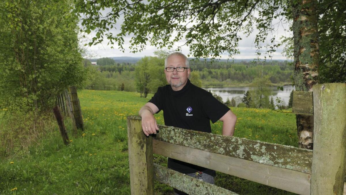 Virksomhetsleder for kulturtjenester i Nes kommune, Jan Magne Hanstad er på jakt etter ny rektor til kulturskolen.