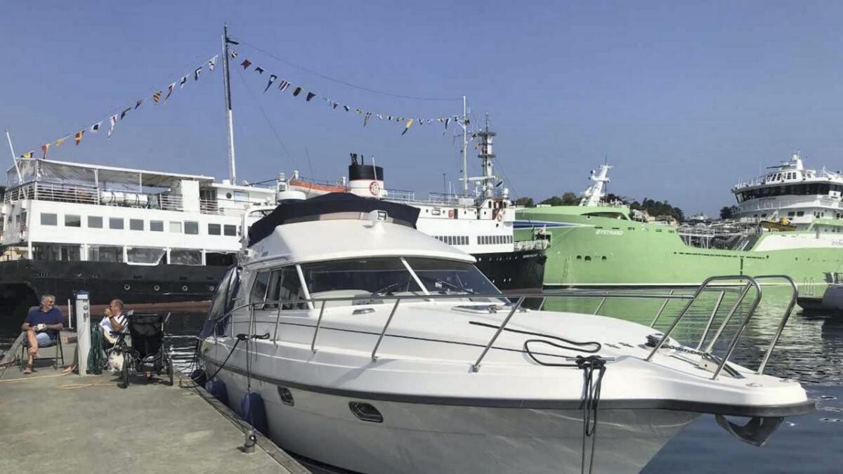 Ferske tal viser at talet på folk som tek båtførarprøven auka med 25 prosent frå 2017 til 2018.