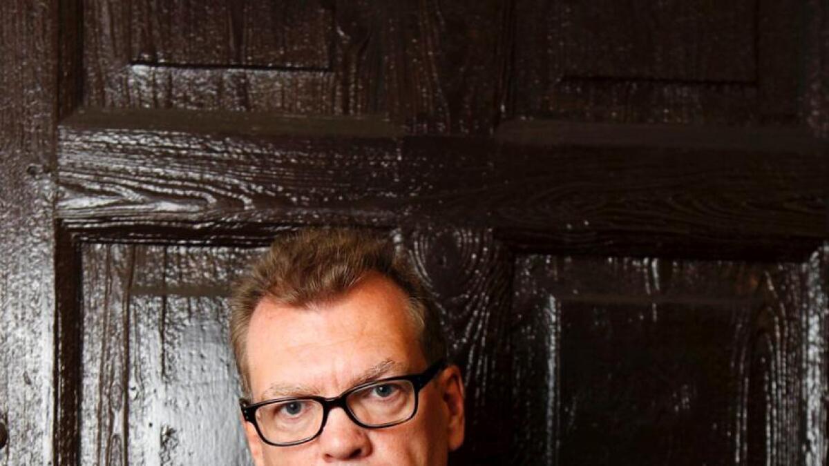 Frode Grytten kommer til Ælvespeilet og Litteraturfestivalen for å motta Bjørg Vik-prisen.
